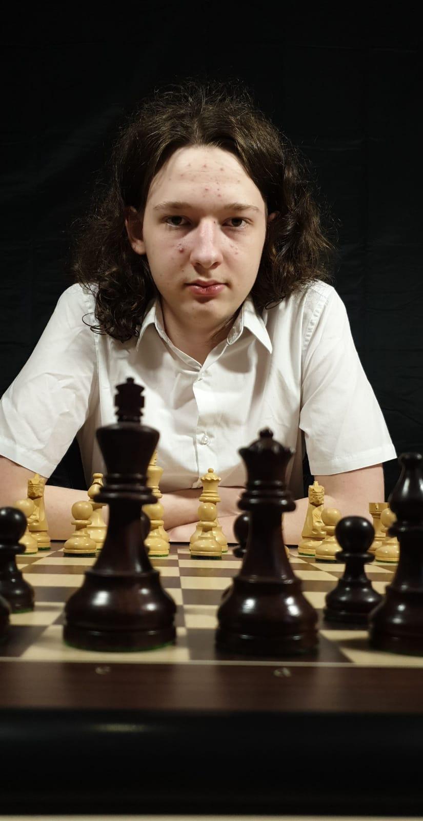 Ruben Gideon ist Internationaler Meister!